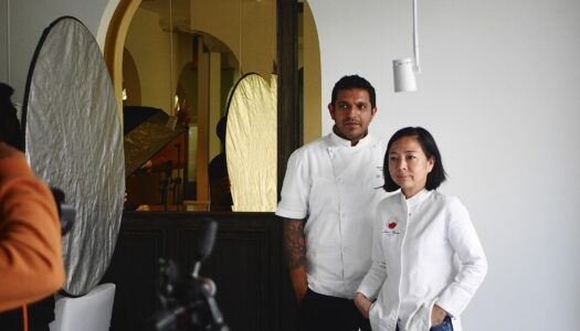 Chefs Leading Fine Asian Cuisine, Join Forces for Charity Dinners with Indian Poet-Inspired Menu