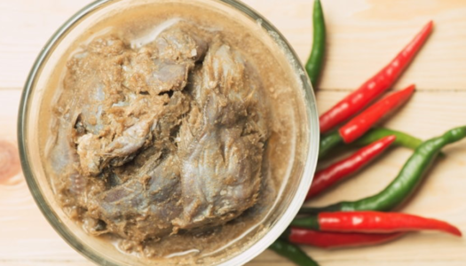 The Fermented Condiment That's Deathly Smelly but Beloved by Thais