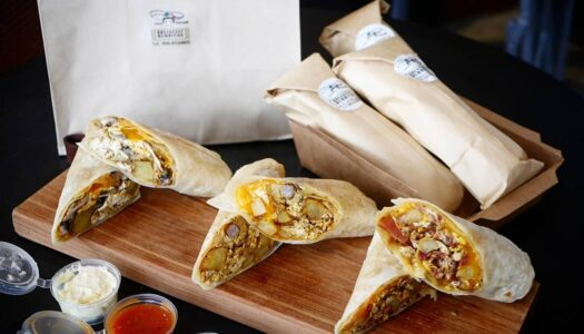 The Breakfast Burrito Makes a Comeback: Luca Thaiger Returns | Bangkok Foodies