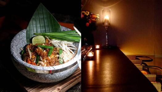 New Hidden Bar Behind Michelin Restaurant Opens with 79 THB PadThai & Esan Menu | Bangkok Foodies