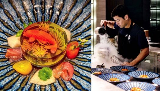 Thailand's First Raw Thai Fish Omakase Restaurant Forges On| Bangkok Foodies