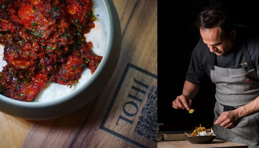 Not What You're Expecting: JHOL Bangkok Surprises & Delights with Coastal Indian Cusine