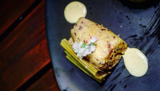 Super Peru! Above Eleven x Tortilla Quemada Peruvian Superfood Special Menu | BANGKOK FOODIES
