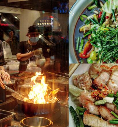 Thai Taste Hub Mahanakhon CUBE | Bangkok