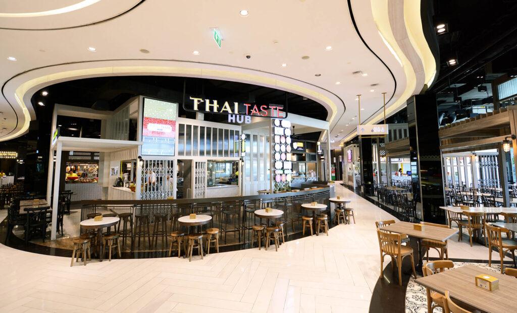 Thai Taste Hub Street Food Bangkok