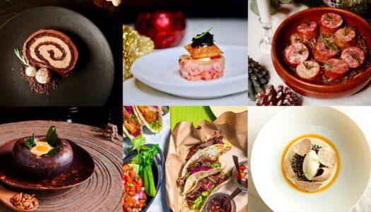 All I Want for Xmas is (Good) Food | 17 Festive Season Menus 2020 | Bangkok Foodies
