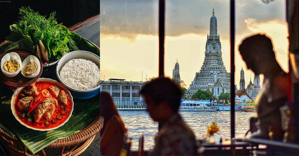 Stunning River View with Modern Asian Ambience at Rongros Bangkok