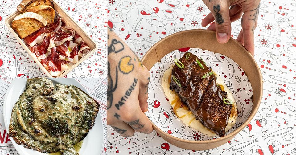 VASO - Spanish Tapas Bar Chef at Your Home!