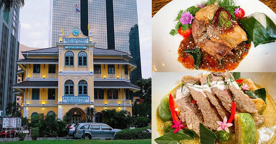 NEW OPENING HOURS at Blue Elephant Bangkok
