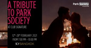 A Tribute to Park Society at Club Signature