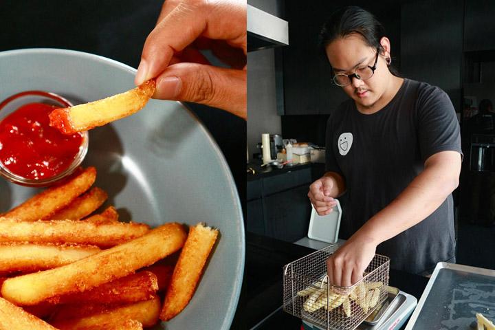homeburg perfect fries