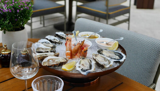 The French Tropics Arrives to Bangkok's Riverside With Chic Seafood-Focused Brasserie