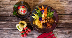 """Embrace Tradition with Cooling """"Khao Chae"""" at Spice Market, Anantara Siam Bangkok Hotel"""