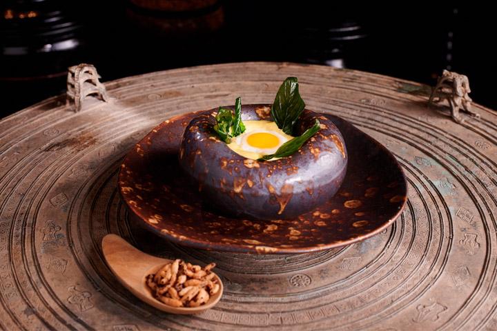 kra pao foie gras