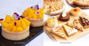 7 Tarts, 7 Countries at Mocha & Muffins