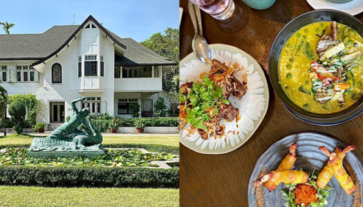 Dusit Thani turns this heritage house into a Food Hub
