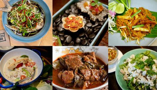 Thai Cuisine Underdog, Discovering Eastern Thai Cuisine in the Heart of Bangkok