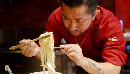 'Rockstar' Ramen in Thonglor Only Serves 69 Bowls A Day and Combs Every Noodle