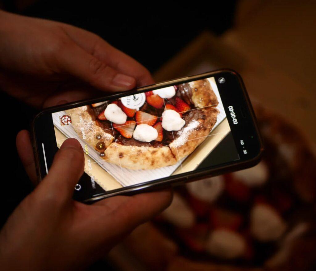 Pizza Dolcezza - L'OLIVA Bangkok 1