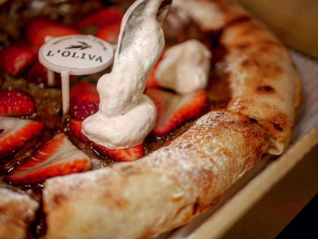 Pizza Dolcezza - L'OLIVA Bangkok 6