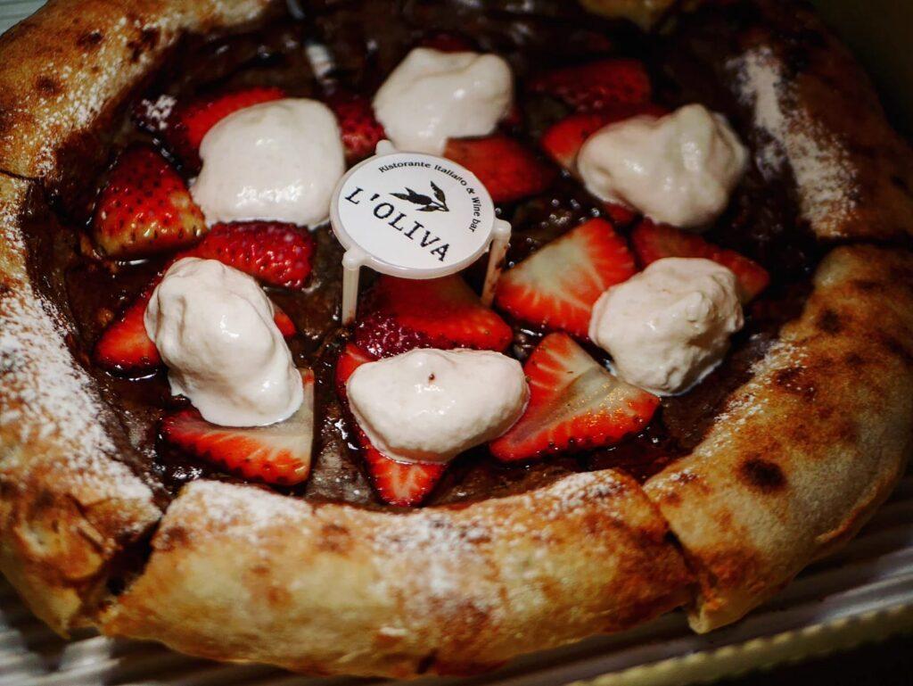 Pizza Dolcezza - L'OLIVA Bangkok 7